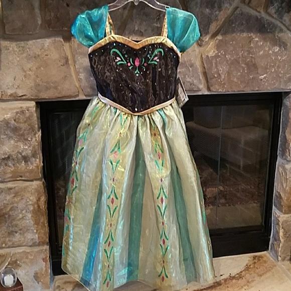 Disney Other - NWT Disney Frozen Anna Dress Size 9/10